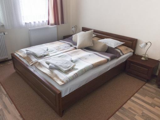 Földszintes Family 4 személyes apartman 1 hálótérrel (pótágyazható)